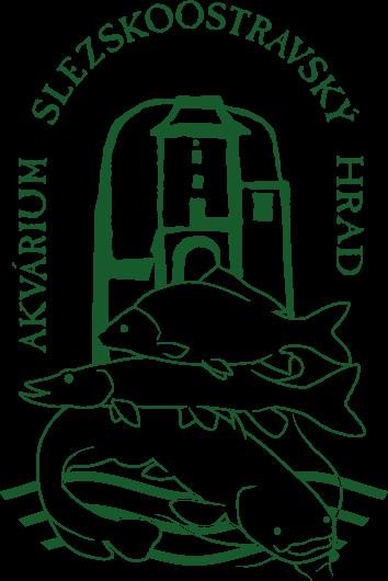 Akvárium Slezskoostravský hrad Logo